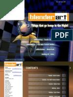 Blender Art Magazine #22