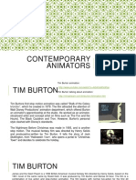 contemporary animators
