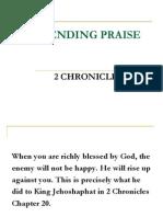 Ascending Praise