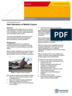 Mobile Crane Tech Guide Note