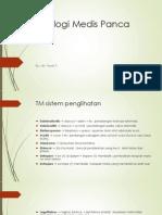 Terminologi Medis Panca Indra