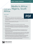 Digital Media in Africa
