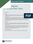 Digital Media in South-East Asia - Mapping Digital Media Global Findings