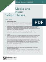 Public Media and Digitization