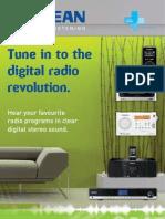 Sangean Digital Radio Catalogue
