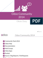 Odoo Community Tools 2014