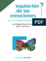 REgulacion de Emociones