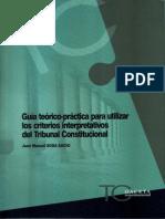 SOSA SACIO Juan Manuel - Guia Teorico Practica (Indice)-Libre