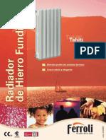 TAHITI Catalogo Comercial