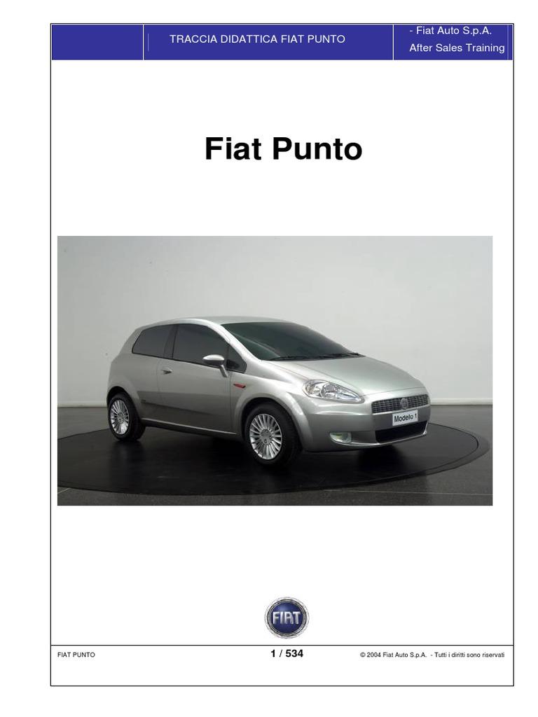 Schema Elettrico Alzacristalli Fiat Grande Punto : Fiat grande punto service manuale fuel injection cylinder engine