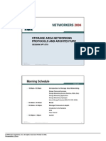 Storage Area Network Basics