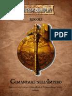 Wfrp Regole Comandare Impero