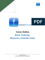 AcademiaManana Programa Curso BrainTraining