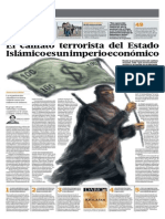 El Califato Terrorista Del Estado Islamico Es Un Imperio Económico