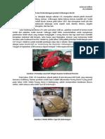 Sejarah Dan Perkembangan Produk Volkswagen Beetle