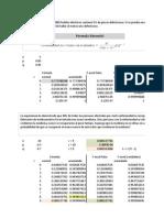 Ejecicios de Probabilidad Distribución Binomial