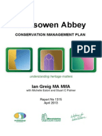 Halesowen Conservation Management Plan