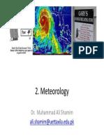 2. Meteorology