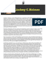 Bio of CEO, LCH Business, Lindsey C. Holmes