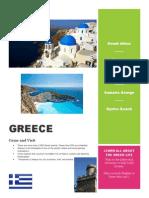 greece advertisment