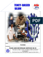 Food and Beverage Module
