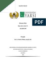 Presentasi Kasus Jiwa Skizoafektif