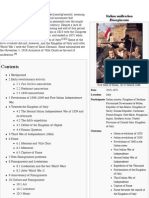Italian Unification - Wikipedia