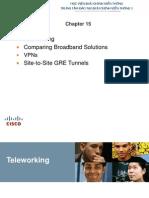 Chương (15) Broadband Solutions - VPN