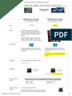 Order Mac Book Pro