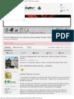 Tutorial Regulación de Válvulas (Comunidad Twister Chile) • Club Twister Argenti