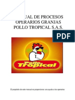 Manual de Procesos Tropical Definitivo