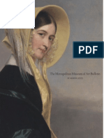 Faces of a New Nation American Portraits of the 18th and Early 19th Centuries the Metropolitan Museum of Art Bulletin v 61 No1 Summer 2003