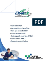 Brochure BIABLE