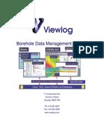 Borehole VL Manual