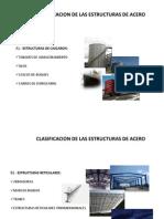 Estructuras de Acero Presentacion
