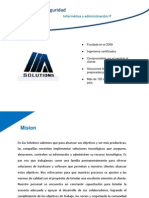 Portafolio de Grupo LIA Solution