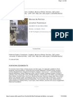 Rosenbaum Jonathan - Movies As Politics.pdf