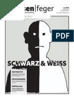 Ausgabe 17/2014 des strassenfeger - SchwarzWeiss