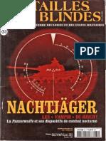 Batailles Et Blindes 31 Nachtjager
