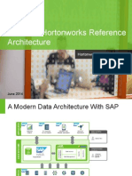Reference.architecture.sap Hortonworks.v1.4 June 2014