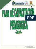 Plan de Capacitación Xo 2014