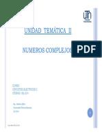 Circuitos Electricos II UTN ( Unidad II )