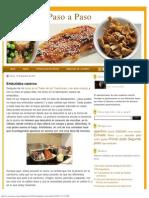 Embutidos Caseros _ La Cocina Paso a Paso