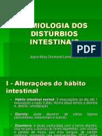 Semiologia Dos Distúrbios Intestinais