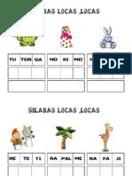 Sílabas Locas