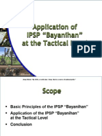 IPSP Bayanihan for COPD