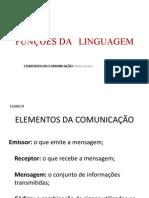 Funções Da Linguagem Aula