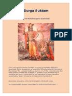 11437690 Durga Suktam
