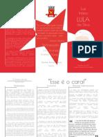 2º Mandato de Lula a Presidência