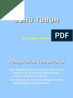 suhu tubuh